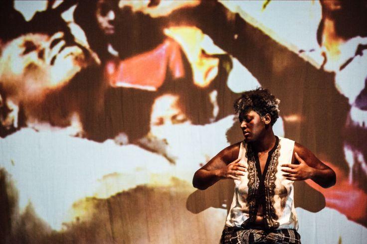 Tania Camara Oreo HOME Manchester Theatre Review Push Festival 2020