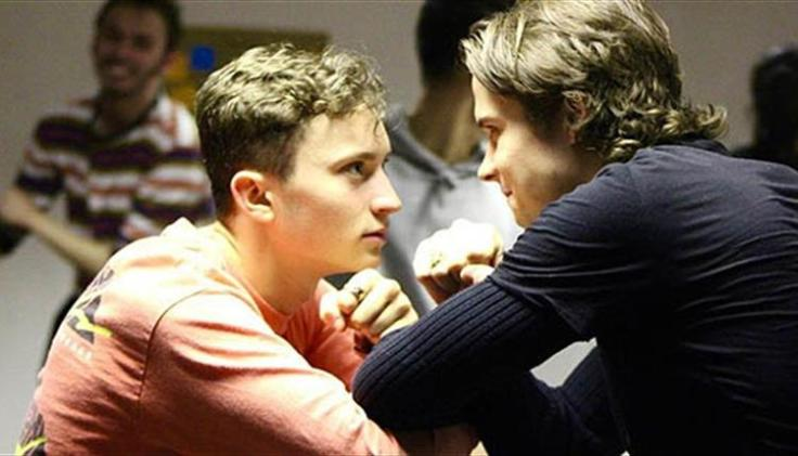 Switch Mcr We Won't Fall Manchester Theatre Review Anthony Burgess Foundation