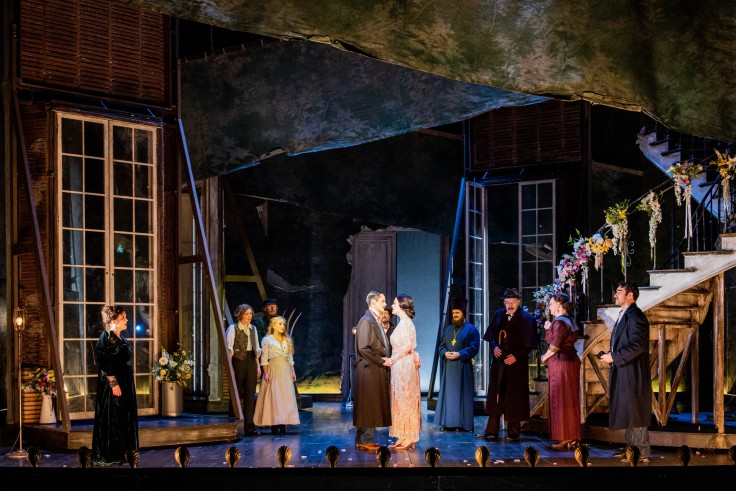 The Marriage of Figaro Opera North Mozart Lowry Theatre Salford Manchester Theatre Opera Review