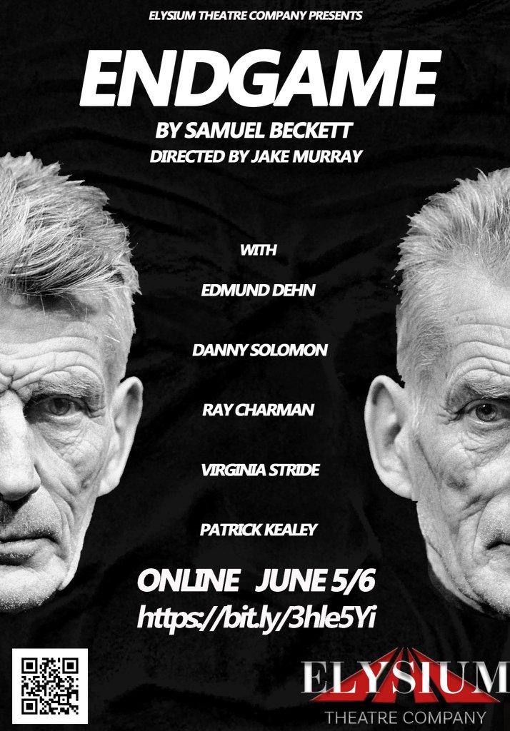 Samuel Beckett's Endgame by Elysium Theatre. An online performance.