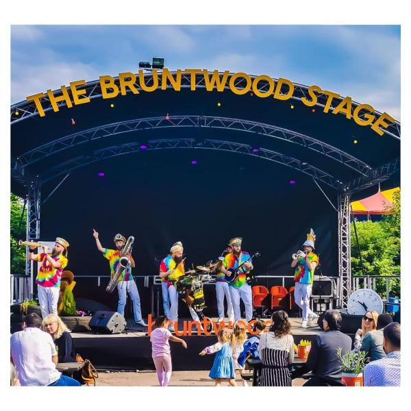 Bruntwood Stage at Homeground Manchester