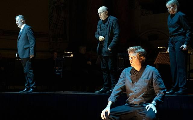 Opera North - Fidelio in concert - Lowry Theatre, Salford