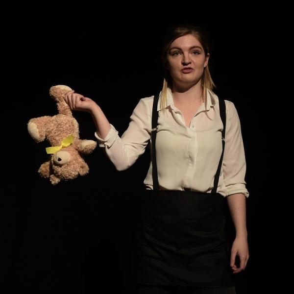 Megan Relph Proper Adult Altrincham Garrick GM Fringe Manchester Theatre Review