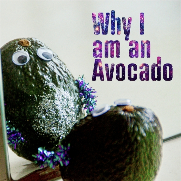 Why I Am An Avocado The Empty Space Elephant in the Closet GM Fringe 2021
